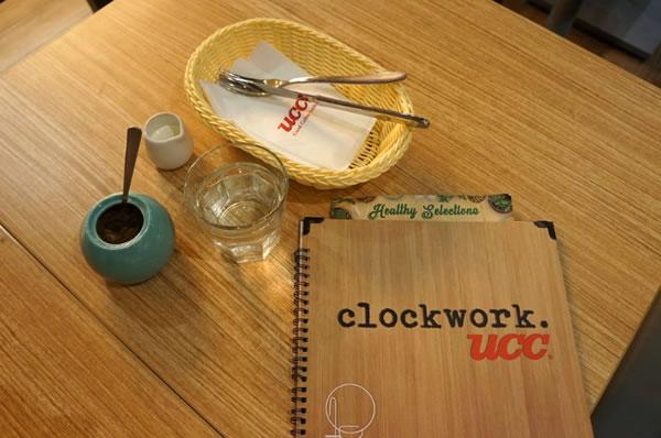 UCC Clockwork
