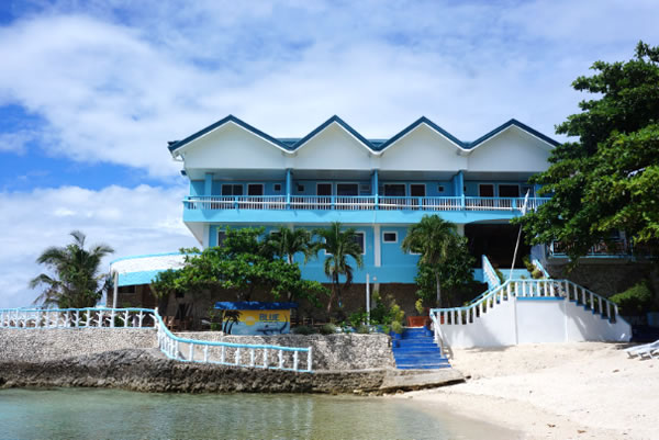Blue Corals Beach Resort