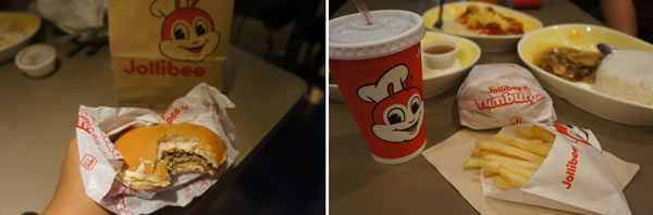 Jollibee Yumburger Meal