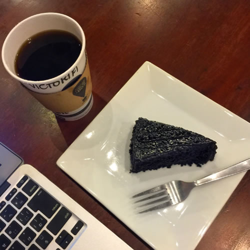 Super Moist Dark Cake