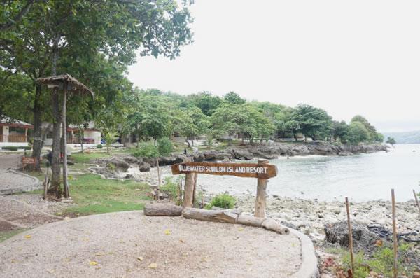 Welcome to Bluewater Sumilon Island Resort
