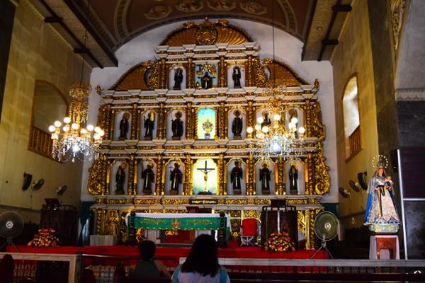 サント ニーニョ 教会