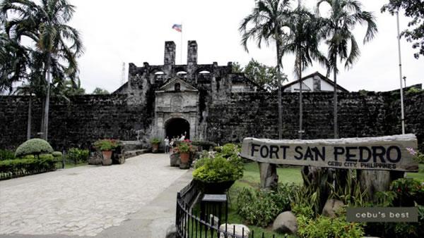 Ft. San Pedro