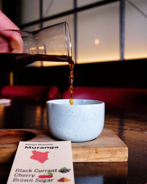 Linear Coffee Roasters