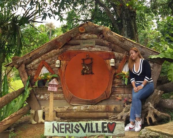 Neri's Ville Selfie Corner