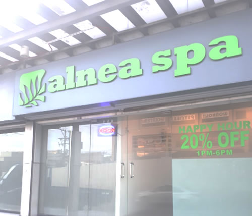 Alnea Spa