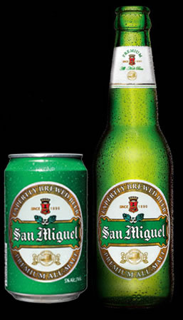 San Miguel Premium All-Malt