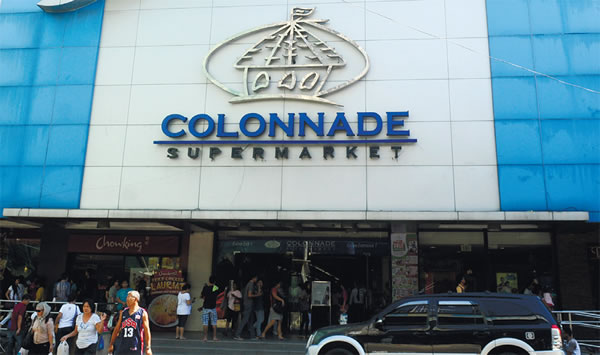 Colonnade Supermarket
