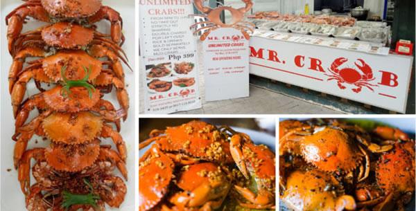 Mr. Crabs Unlimited Crabs