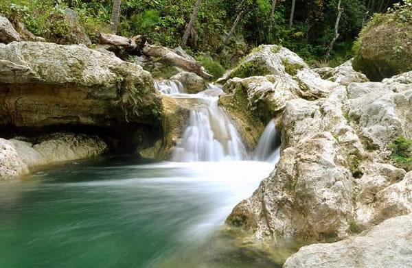 Kampael Falls