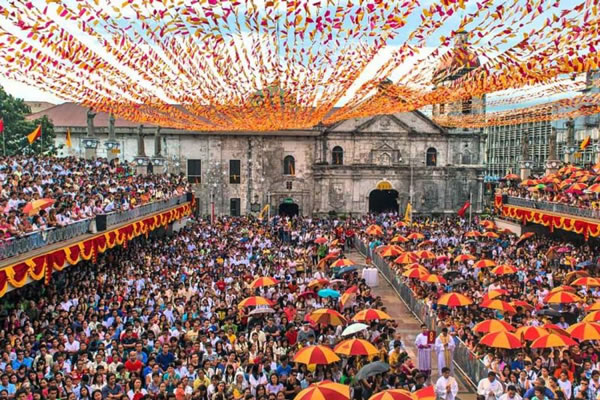 Feast of Senior Sto. Nino